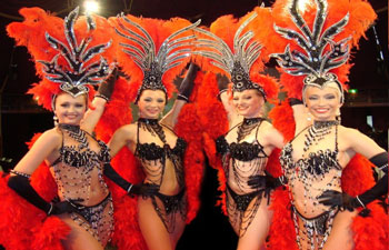 Monte Carlo Productions - Showgirls - Live Entertainers