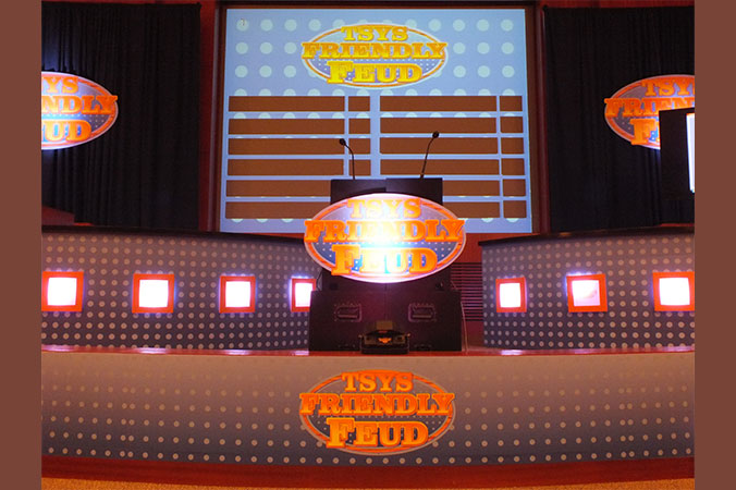 Family Feud Game fr team building