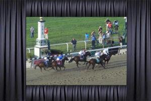 Kentucky Derby horse racing game night