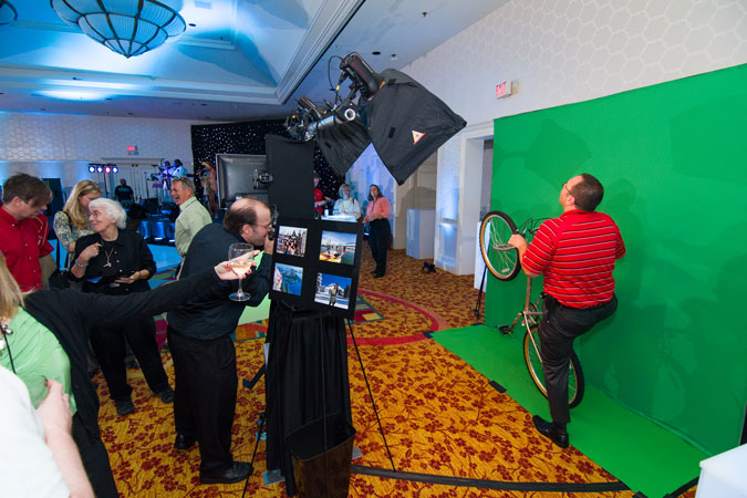 Green Screen Photography | Chroma Key | Monte Carlo Productions