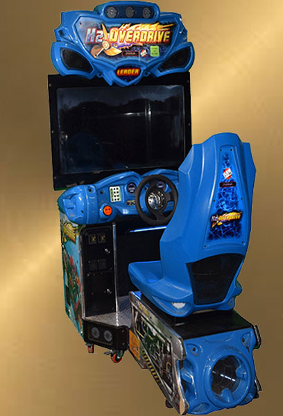 H2Overdrive Arcade Games for rent