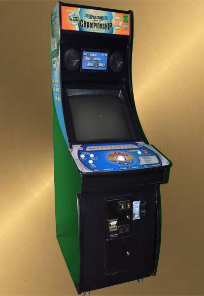 PGA Championship Arcade games