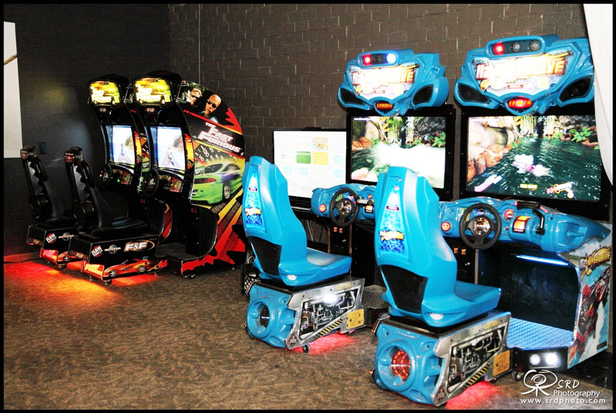 Arcade games for rent